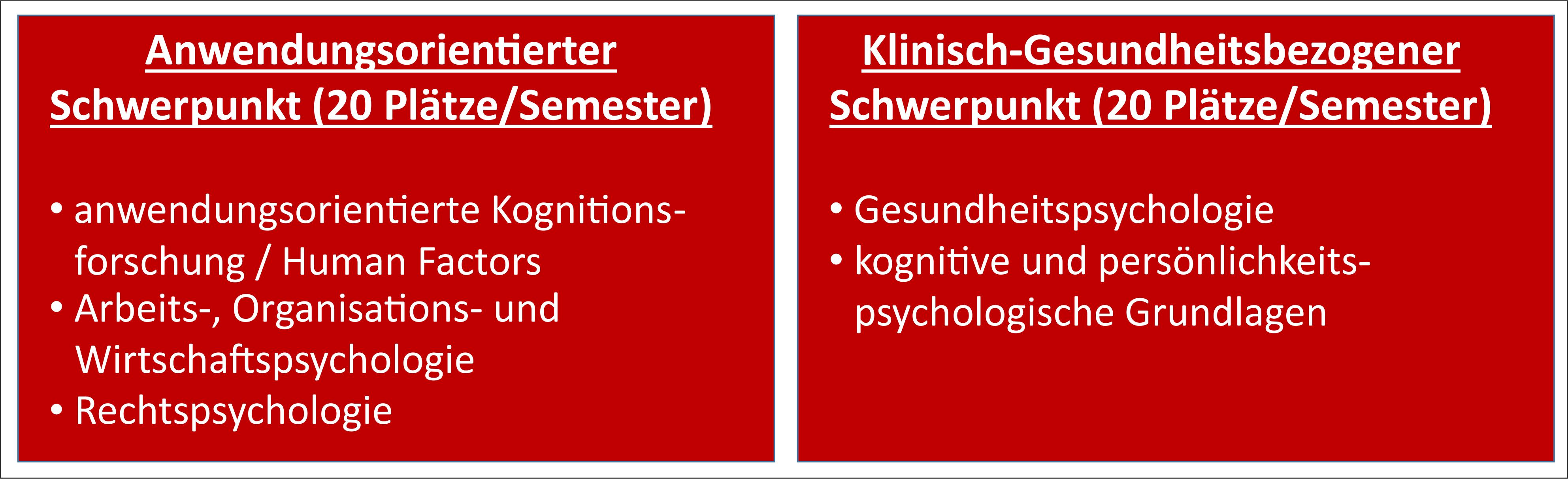 Den Absolventinnen und Absolventen des Studienganges wird ein Master of  Science (M. Sc.) in Psychologie verliehen. An der Johannes  Gutenberg-Universität ...